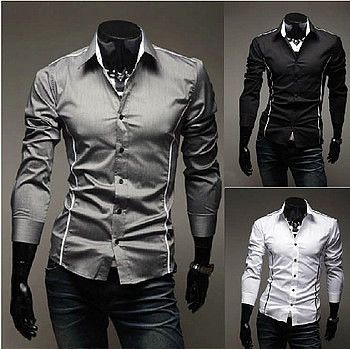 Casual Slim Fit Shirts SH13 | The Brothers Cut