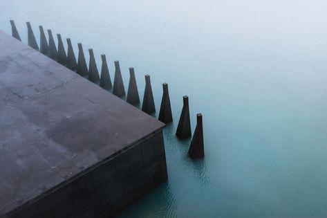 Concrete monuments in Norway by Jan Erik Waider