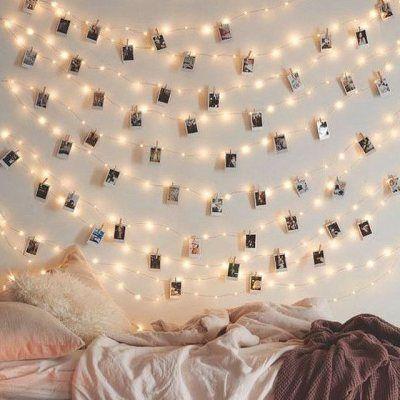 Fairy Lights Tumblr Tumblr Rooms Fairy Lights Bedroom