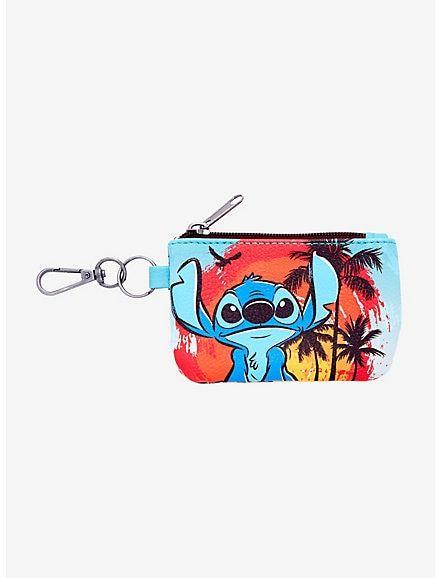 DISNEY LOUNGEFLY Bambi  Card Holder ID Wallet