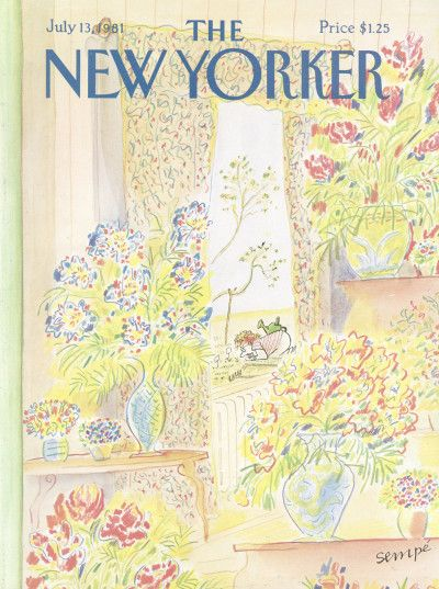 The New Yorker July 13, 1981 Issue