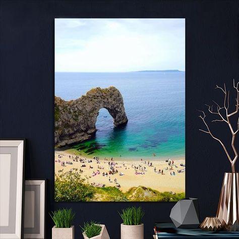 Durdle Door Durdledoor Dorset Seaside Beach Countryside Aonb