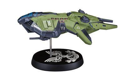 "Halo United Nations Space Command Prowler 6/"" REPLICA Dark Horse Bungie Halo"