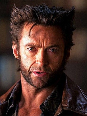 Wolverine Hugh Jackman Actriz De Cine Heroes Marvel