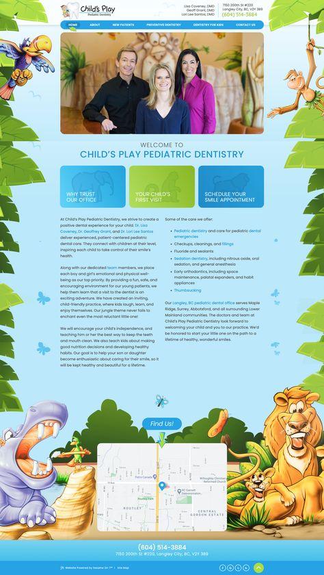 Child's Play Pediatric Dentistry