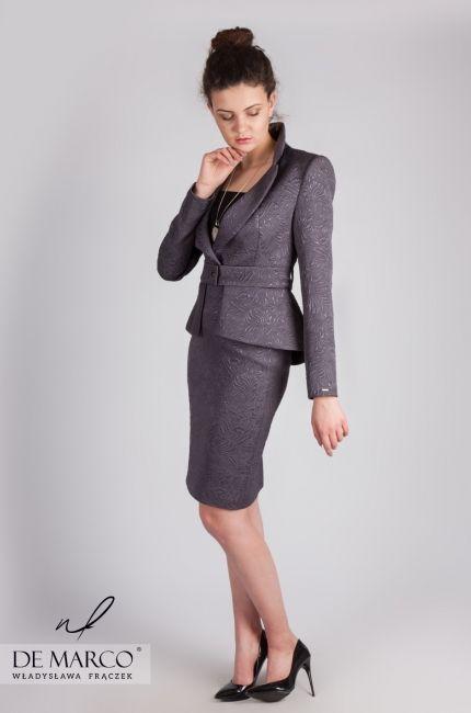 8c80498d83bee1 garsonki i kostiumy damskie sklep internetowy #demarco #frydrychowice  #spodnie #poznan #fashiontrends … | kostium, sukienka, ekskluzywna odzież  damska ...