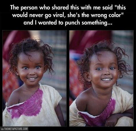 You know what to do. Make them eat those words. This is a beautiful little girl!!