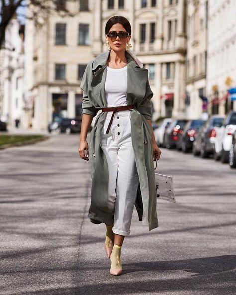 15 стильных вещей, которые в 2019 году модно носить с ремнем | Новости моды