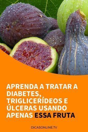 Diabetes Triglicerideos E Ulcera Combata Essas Tres Doencas Com