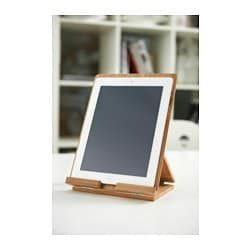 Frees your hands. Ikea SIGFINN Mini ipad//tab Mobile phone stand//Mount//holder
