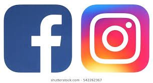 Resultado De Imagen Para Logos Facebook Instagram Logo Di Instagram Facebook