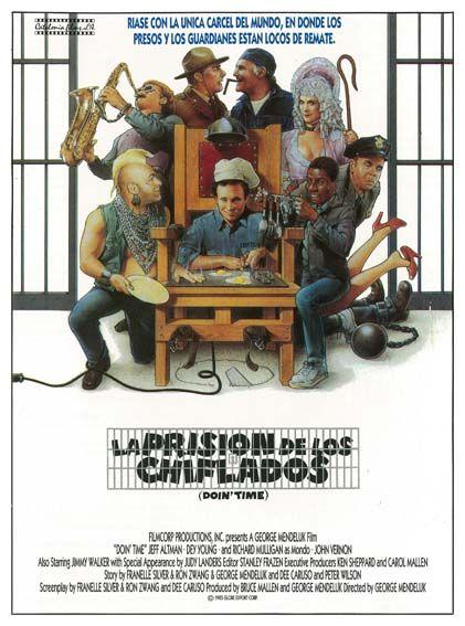La Prision De Los Chiflados 1985 Tt0089036 Prision Carcel Cine