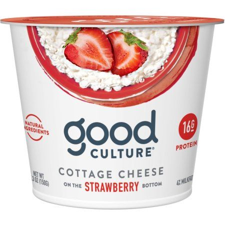 Free Good Culture Cottage Cheese At Walmart Become A Coupon Queen In 2020 Yogurt And Granola Cottage Cheese Whole Foods Market