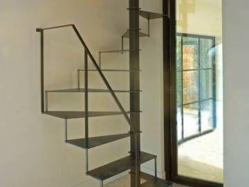 Steel Up Petit Escalier En Acier En 2020 Petit Escalier