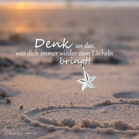 Denk an das, was dich immer wieder zum Lächeln bringt! - #bringt #das #denk #dich #immer #Lächeln #wieder #Zum