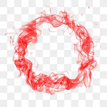 Red Smoke Red Smoke Red Smoke Free Clip Art Red