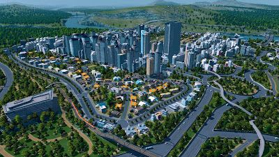 Cities Skylines Download Free Game Full Version