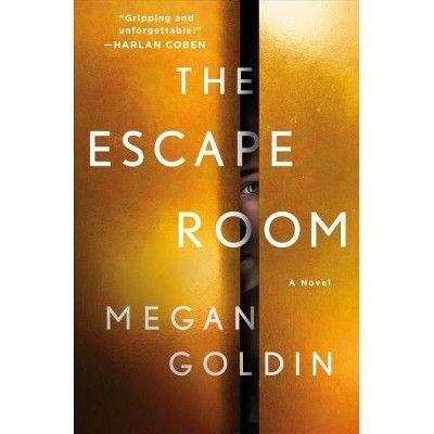 Escape Room By Megan Goldin Hardcover Escape Room Escape Room Challenge Room Book