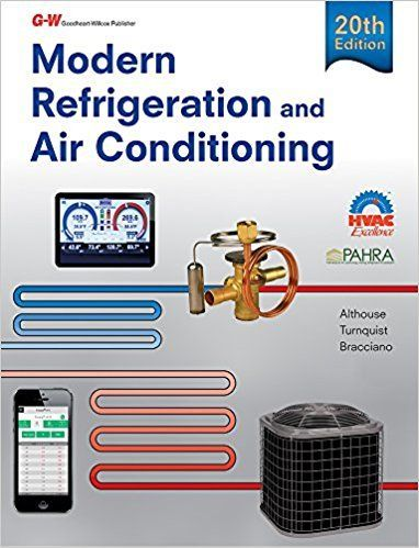 Practice of Refrigeration and Air Conditioning Systems Theory Modern Refrigeration and Air Conditioning