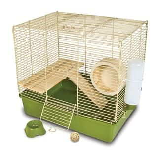 Naturals 16 Inch Hamster Cage Small Animal Cage Hamster Habitat Pet Supplies