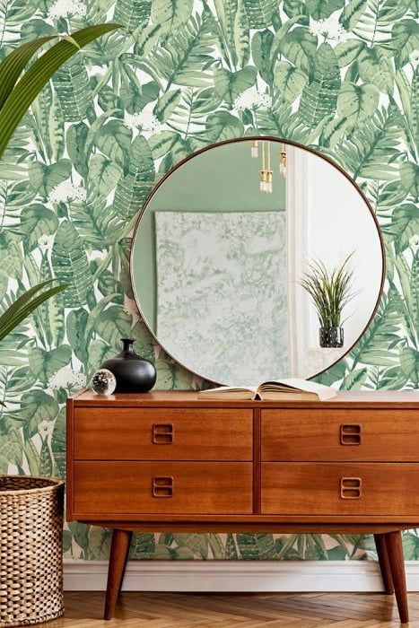 34 Removable Wallpapers That Are Affordable And Easy To Install Removable Wallpaper Peel And Stick Wallpaper Decor