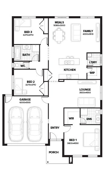 Floorplan Contemporary House Plans House Plans Floor Plans