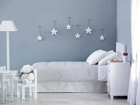 ♥ Déco chambre enfant - Etoiles ♥ www.creations-savoir-faire.com #SalonCSF