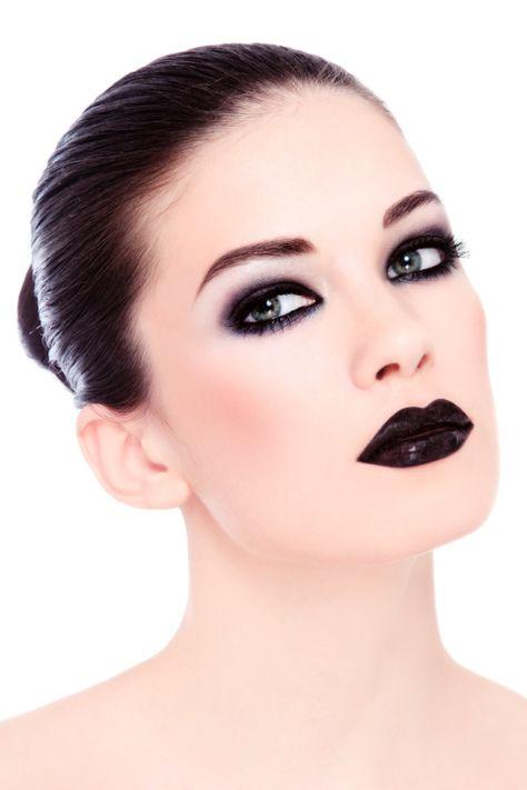 maquillaje oscuro - Buscar con Google