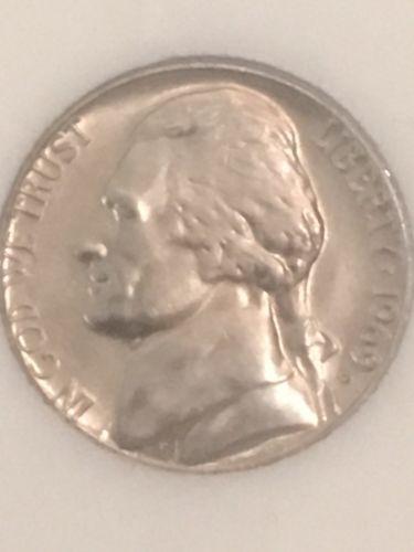 1969-S  PROOF NICKEL