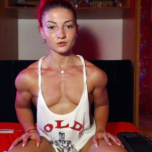Pin On Billie Video chat with female bodybuilders, physique models and fitness athletes 24/7/365! pin on billie