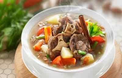 Resep Olahan Daging Kambing Sop Kambing Resep Masakan Resep Sup Resep