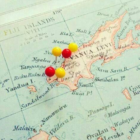 Turtle Island Fiji located in the Yasawa island group My Bucket - new world map fiji country