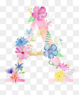 Flowers Letter F Letter Clipart Letter Flower Png Transparent