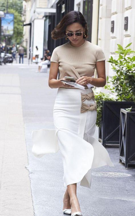 Nicole Warne - Paris Fall 2016 Haute Couture Fashion Week Street Style - July 2016 #pfw