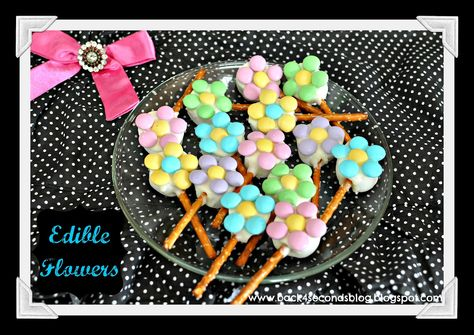 Back For Seconds: Edible Flowers