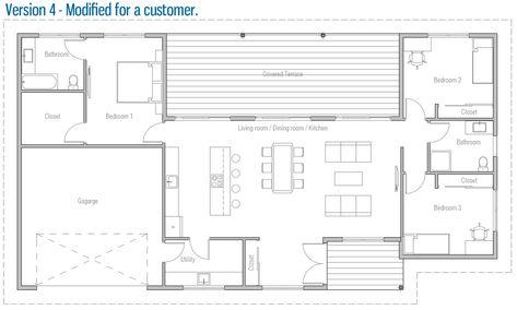 Plan-Maison-Moderne-Bbc Maison Pinterest BBC, Architecture and