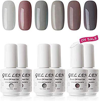 Nail Art Gel 7ml Pure Color Uv Led Gel Nail Polish Long Lasting Varnish Gel Lacquer Gel Nail Polish Set Gel Manicure Uv Gel Nails
