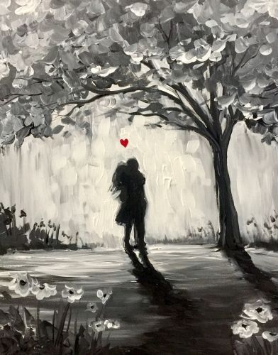 True Love II at The Main Event Farmingdale - Paint Nite Events near Farmingdale, NY> -  - #Couple