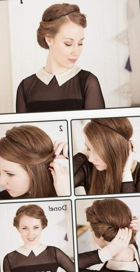 Coiffure nouvel an simple. Coiffure cheveux Idee