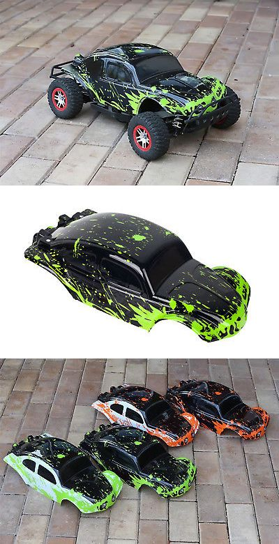 Cars Trucks and Motorcycles 34061: Custom Body Muddy Green