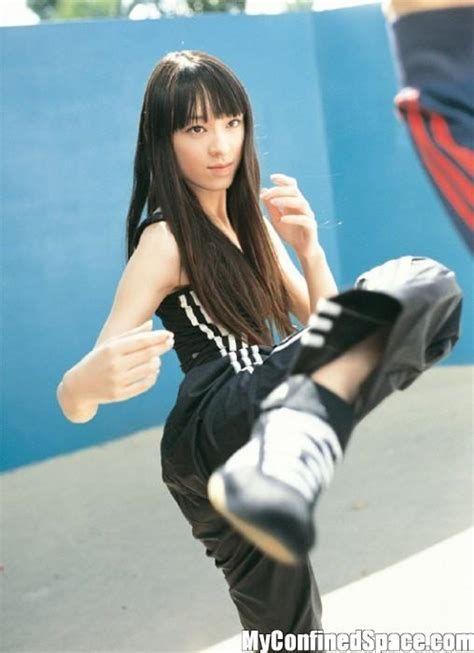 Chiaki kuriyama hot