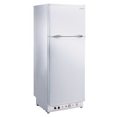 Unique 10 9 7 Cu Ft Propane Refrigerator With Freezer In 2020 Propane Refrigerators Unique Appliances Small Fridges