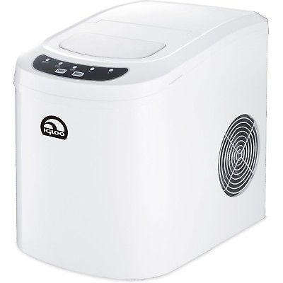Countertop Ice Makers 122929 Igloo Compact Ice Maker Ice102