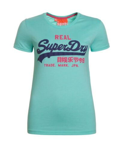 52% Off was £22.99 now £10.99 New Womens Superdry Factory