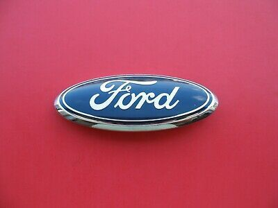 Details About 08 09 10 11 Ford Focus Rear Trunk Lid Emblem Logo