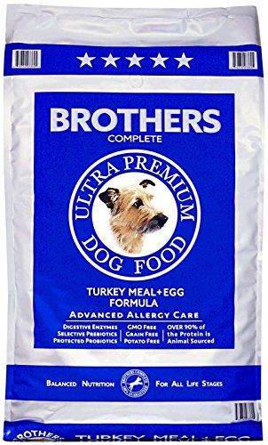 Top 7 Best Dog Foods For Itchy Skin Dog Food Recipes Best Dog