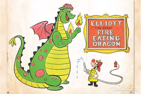 The Art of Disney's Dragons - Gallery - D23