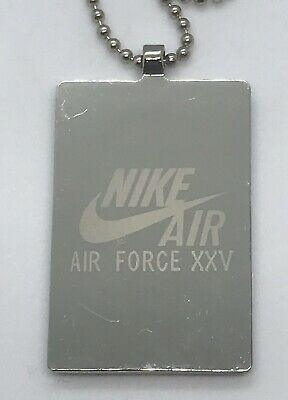 medaglietta nike air force 1