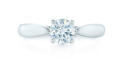 Yep This Is What I Want Simple One Day Tiffany S Harmony Wedding Ring So Perfect 0 5 Carat 4 500 Mit Bildern Ring Verlobung
