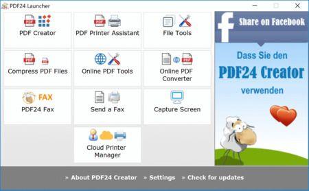 Dateien In Pdfs Umwandeln 100 Kostenfrei Pdf24 Tools Kostenlos Konvertieren Power Point